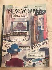 NEW YORKER magazine June 5 1995 Times Square Mapplethorpe Avedon Buckley