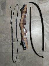 60 to 70lb pull Recurve Bow