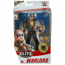 WWE WRESTLING FIGURE MATTEL ELITE COLLECTION WARLORD #87 BOXED BRAND NEW