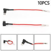 M2 Blade 10PCS Circuit Piggy Back Pluggable MICRO2 Blade Tap Fuse box UK