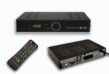 Digitaler Sat Receiver DVB-S Satelliten-Receiver USB Sky SCART ideal Astra