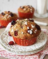 6 CROWN American Jumbo Muffin Cupcake Cafe Style Silicone Baking Mould Tin Cake