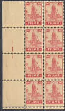 8 Number Hungarian Stamps