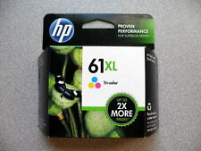 HP #61XL Color Ink Cartridge CH564WN GENUINE NEW