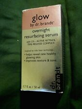 Dr. Brandt Glow Overnight Resurfacing Serum - 1.7 oz