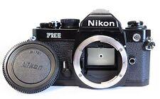 Nikon New FM-2 35mm SLR Film Camera Excellent- Meter Works