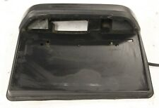 2000 Tracker 4 door oem rear license plate tag holder light bracket 99 01 02 03