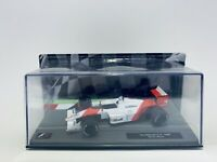"Panini F1 Car collection ""MCLAREN HONDA MP4/4 1989"" Nelson Piquet 1:43 Formula 1"