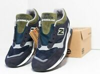New Balance Men's Made in UK Green/Navy M1500NAG