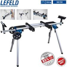 Lefeld Machine Stand Ug 150 Frame Stand Mitre Saw up to 150KG/167,5 Cm Mobile