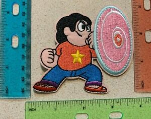 Steven Universe  Iron-on Embroidered Hard Rock Band Patch #321