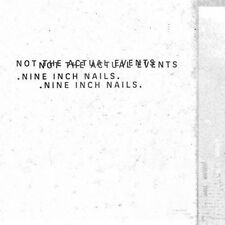 Not The Actual Events - Nine Inch Nails (2017, Vinyl NEUF)