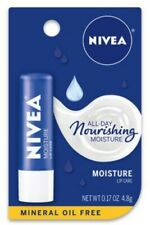 NIVEA A Kiss of Moisture Essential Lip Care 0.17 oz (Pack of 2)
