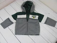 """Faded Glory"" Boys Soccer Athletic Jacket Size 24 Months - A1090"