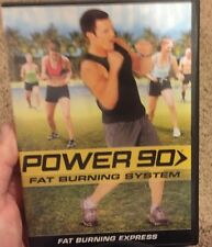 Power 90 > Fat Burning System DVD Fat Burning Express
