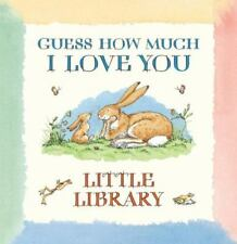 Guess How Much I Love You: Little Library by McBratney, Sam