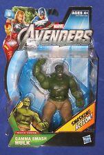 "Marvel Universe Avengers Hulk 4"" Action Figure MOC 2011 Hasbro 1/18th Movie Thor"