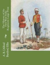 The History of the First West India Regiment: Large Print