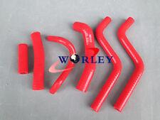 FOR Honda CR250R CR 250 R 2-stroke 1988-1991 89 90 silicone radiator hose
