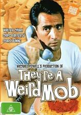 They're a Weird Mob  - DVD - NEW Region 4