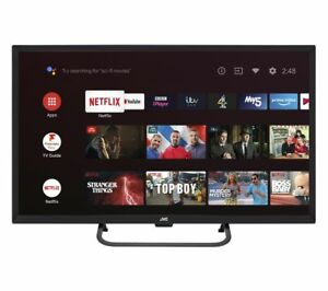 "JVC LT-32CA690 ANDROID TV 32"" SMART HD READY LED TV GOOGLE ASSISTANT HDMI"