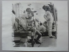 Photo 29 x 39 cm Tirage Platine Inde India 2006