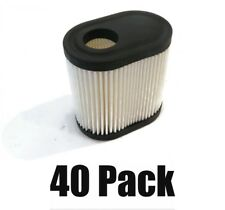(40) AIR FILTERS for Sears Craftsman 33331 Lawn Mower w/ 5.5 HP Engines 4 Cycle