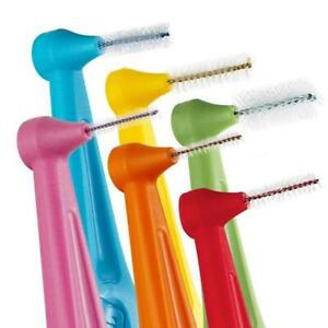 TePe Angle Interdental Brushes All colours/sizes (Packs of 6 & Packs of 25)