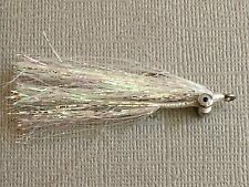 6 Polarflash Clouser Minnows Selection Bonefish Permit Flies Fly Fishing Flats