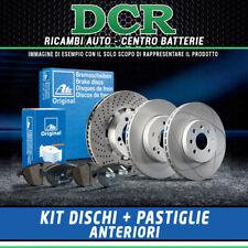 Kit Dischi e Pastiglie Anteriori ATE FORD C-MAX (DM2) 1.6 TDCi 90CV 66KW