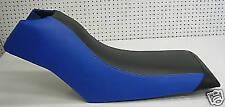 Yamaha Moto 4 80 Badger seat cover blue & black 1992 - 2001