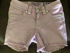 Girls Miss Me Shorts Size 12
