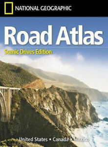 Road Atlas: Scenic Drives Edition [United States, Canada, Mexico]