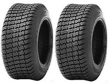 2 (TWO) 16X6.50-8 16X650-8 16X6.5-8 DEESTONE D838  COMMERCIAL MOWER TURF TIRES