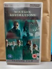 Matrix Revolutions (UMD, 2006)