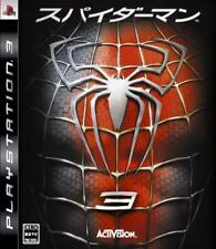 Used Sony PS3 Japan Spiderman 3 from Japan PlayStation 3