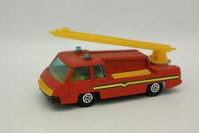 Corgi Toys 1/50 - Camion Pompiers Fire Tender
