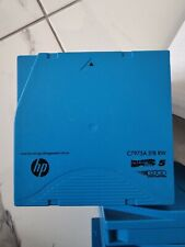 More details for hp c7975a lto-5 ultrium cartridge hp lto-5 ultrium rw data cartridge 3tb* tape