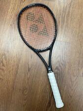 """New listing YONEX VCore 98 305g Galaxy Black 4 3/8"""" Tennis Racquet"""