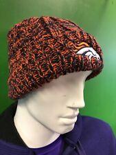 WH224 NFL Denver Broncos '47 Woolly Hat Beanie Marled Women's OSFA
