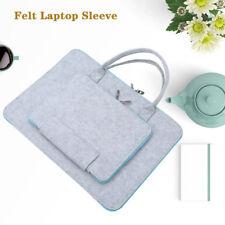 Housse transport sac ordinateur pour Apple MacBook Air Pro Retina Dell HP 15.6