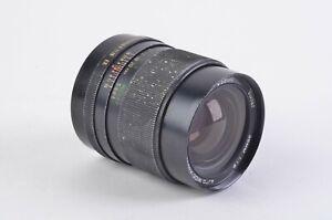 GOOD VIVITAR 35mm f1.9 PORTRAIT LENS FOR NIKON F NON-AI MOUNT, NICE, SHARP!