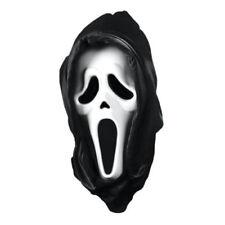 Maschere bianchi horror per carnevale e teatro poliestere