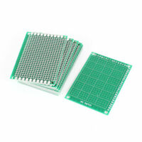 10 Pcs 5cm x 7cm One Sided Universal Prototype Paper DIY PCB Print Circuit Board