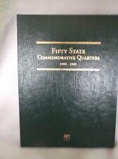 Complete Set 1999-2008 Denver State Quarters in Littleton Album