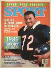 February 1986 Sport Magazine