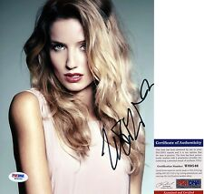 Beautiful Annabelle Wallis Signed 8x10 Annabelle W.E. PSA/DNA