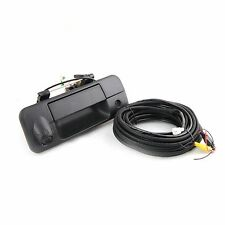 For Toyota Tundra 2007-2014 Tailgate Handle Camera Rear View Reversing Back Up