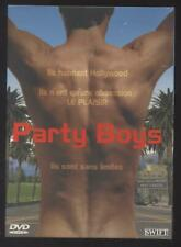 NEUF DVD PARTY BOYS  film sous blister HOMOSEXUALITÉ GAY