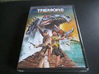 "DVD NEUF ""TREMORS : SHRIEKER ISLAND"" film d'horreur de Don Michael PAUL"